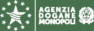 Logo dell'Agenzia delle Dogane e dei Monopoli