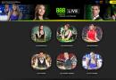 I giochi Live di 888 Casino.