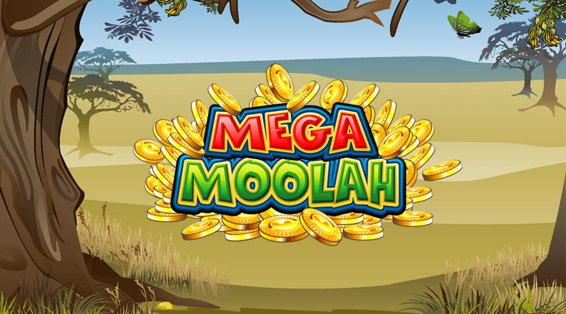 Immagine logo di Mega Moolah