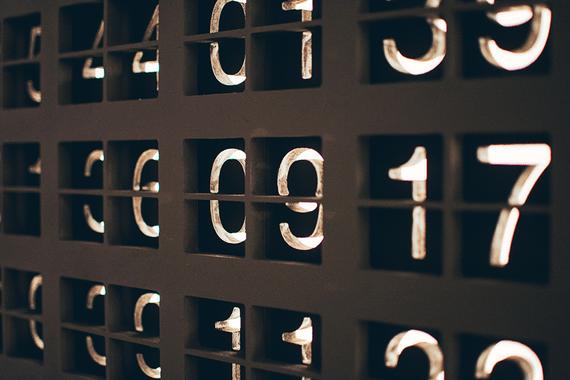 Tabella con numeri casuali: ma i casino online sono truccati?