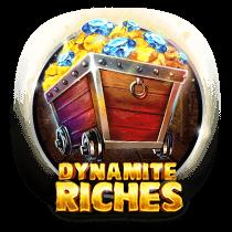 logo dynamite riches slot.
