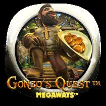 logo gonzo's quest slot.