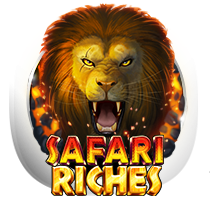 logo safari riches slot.