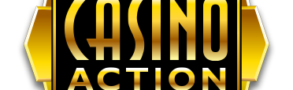 Casino Action logo.