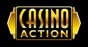 Casino Action logo.
