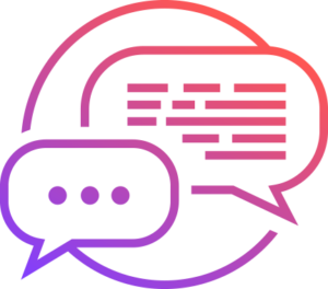 live chat logo.
