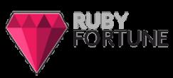 ruby fortune logo.